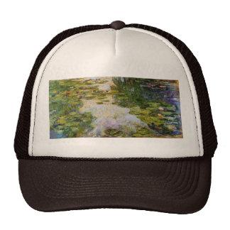 Lirios de agua - Claude Monet Gorro De Camionero