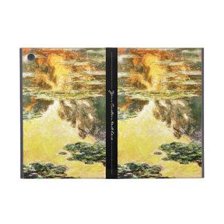 Lirios de agua Claude Monet iPad Mini Cobertura