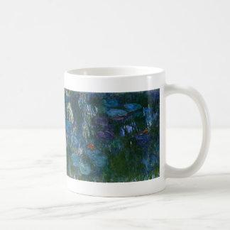 Lirios de agua - Claude Monet Taza Clásica