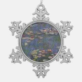 Lirios de agua de Claude Monet Adornos
