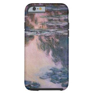 Lirios de agua de Claude Monet, GalleryHD 1907 Funda Para iPhone 6 Tough
