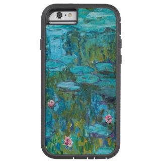 Lirios de agua de Claude Monet Nympheas GalleryHD Funda Para iPhone 6 Tough Xtreme