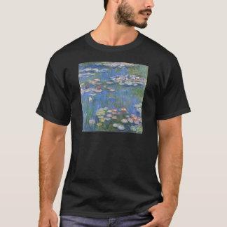Lirios de agua de Claude Monet // Playera
