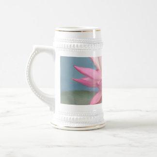 Lirios de agua Stein Taza De Café