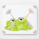 Lirios de Froggie n Tapete De Raton