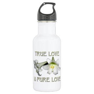 Lirios de pascua blancos: El amor verdadero es