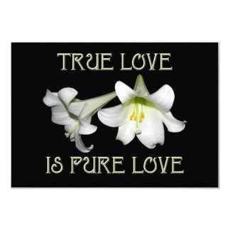 Lirios de pascua blancos: El amor verdadero es Anuncio Personalizado