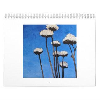 Lisa Feather Paintings Calendar