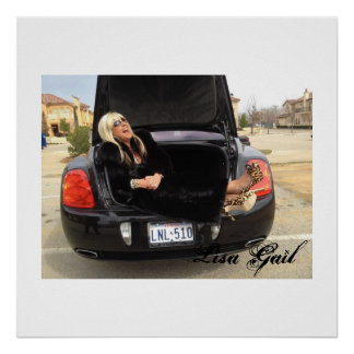 Lisa Gail's Limited Edition Poster