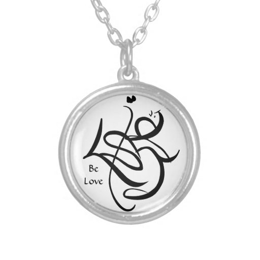 Lisa J. 's  Be Love Necklace