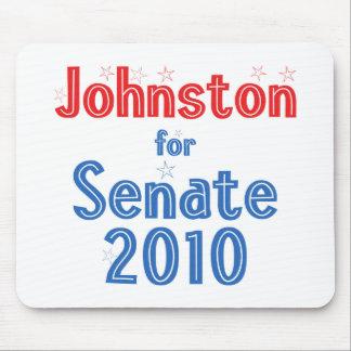 Lisa Johnston for Senate 2010 Star Design Mouse Pad