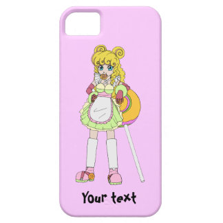 Lisa Lollipop iPhone SE/5/5s Case