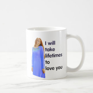 Lisa love declaration coffee mug
