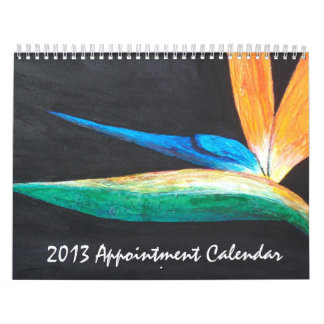 Lisa Muhammad 2013 Appointment Calendar