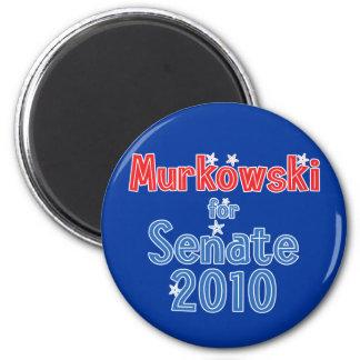 Lisa Murkowski for Senate 2010 Star Design Magnet