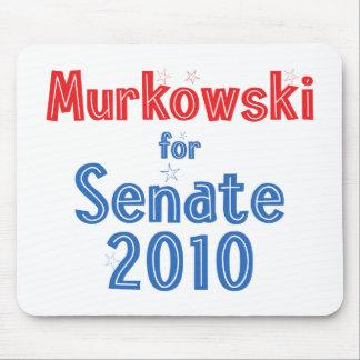 Lisa Murkowski for Senate 2010 Star Design Mouse Pad