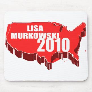 LISA MURKOWSKI FOR SENATE MOUSEPAD