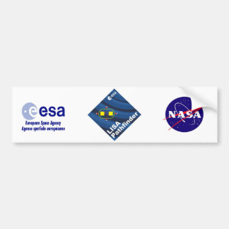 LISA Pathfinder Bumper Sticker
