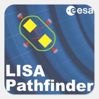 LISA Pathfinder Sticker