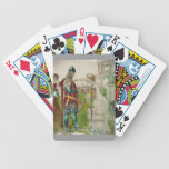 Lisana och Margon Knight Bicycle Playing Cards