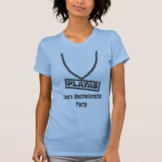 Lisa's Bachelorette Party Tee Shirt