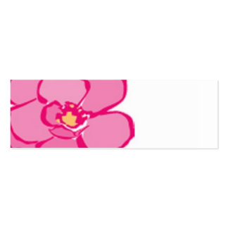Lisa's cards Double-Sided mini business cards (Pack of 20)