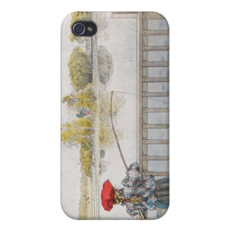 Lisbeth by Carl Larsson 1898 iPhone 4/4S Cover