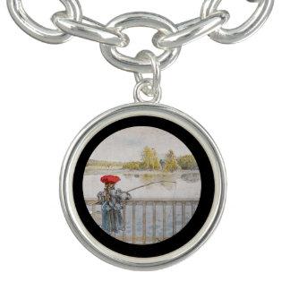 Lisbeth Fishing 1898 Charm Bracelets