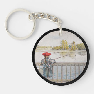 Lisbeth Fishing Keychain