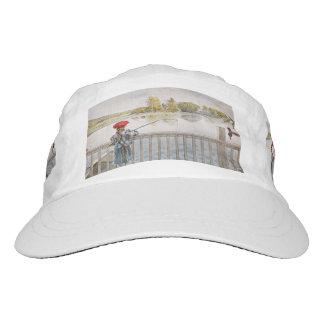 Lisbeth Metar av Carl Larsson 1898 Hat