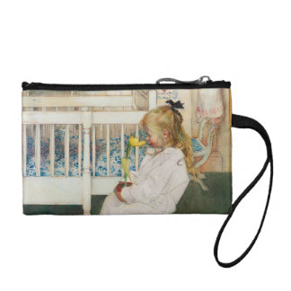 Lisbeth with Yellow Tulip Coin Wallet