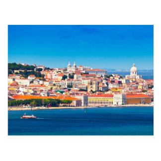 Lisboa 002A Tarjetas Postales