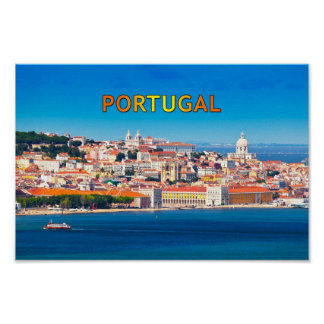 Lisboa 002F Póster