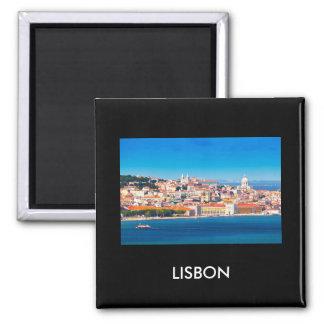 Lisboa 002W Iman Para Frigorífico