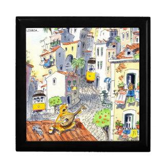 Lisboa Caja De Joyas
