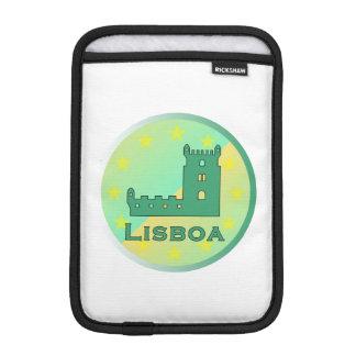 Lisboa iPad Mini Sleeves