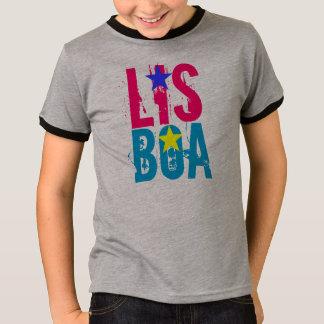 LISBOA (LISBON) American Apparel T-Shirt