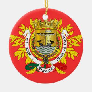 Lisboa* Portugal Ornament