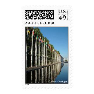 Lisboa - Portugal Postage Stamps
