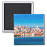 Lisbon 002A 2 Inch Square Magnet