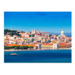 Lisbon 002A Postcard