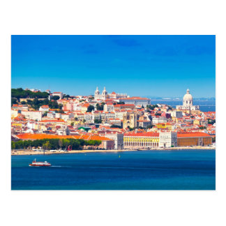 Lisbon 002A Postcards