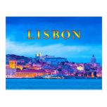 Lisbon 003B Postcard