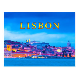 Lisbon 003B Postcards