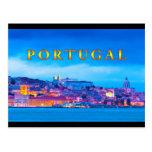 Lisbon 003M Postcard