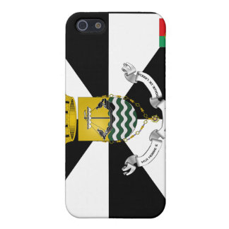 Lisbon Coat of Arms iPhone Case