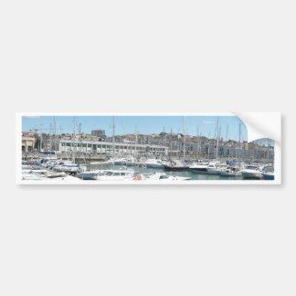 Lisbon Docks Bumper Sticker