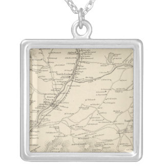 Lisbon, Grafton Co Silver Plated Necklace