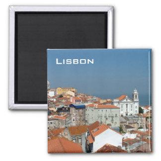Lisbon Fridge Magnet