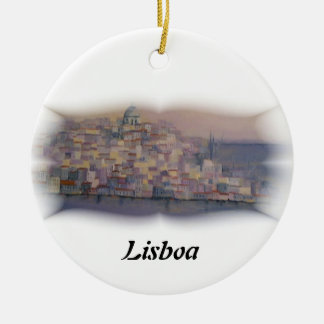 Lisbon ornament